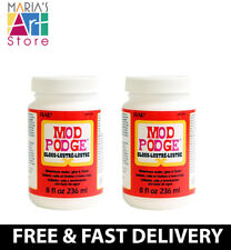 Mod Podge Gloss Decoupage Adhesive Glue Sealer Finish Water Based 8 16 32 Gallon
