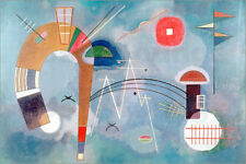 Cuadro de forex Round & Pointed - Wassily Kandinsky