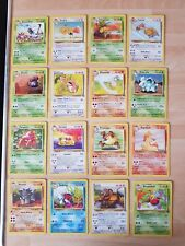 Pokemon Cards Jungle Set Uncommons You Choose Card Pack Fresh Condition