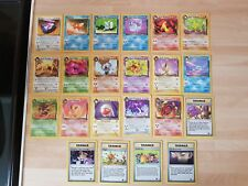 Pokemon Cards Team Rocket Set Uncommons Choose Your Card Near Mint Or Better