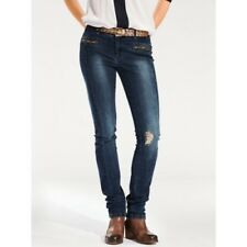 A. C. .BEST CONNECTIONS by Heine jeans aderenti Donna 106137 denim paillettes