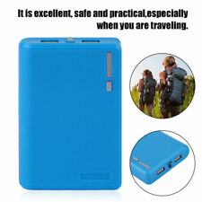 10400MAH Portable 4*18650 Battery External Power Bank Phone Battery Charger Af