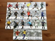 Futera 2007 World Football cards Goalkeepers all cards available