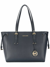 Michael Kors borsa donna Voyager Tote blu admiral (208)