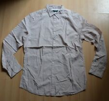 Branded Mens Long Sleeves Partywear Printed Shirt M, L, XXL Size MUSK MELON CLR