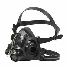 Honeywell NORTH N7700 Reusable Half Face Mask Valved Twin Filter Respirator PPE