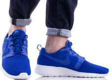Nike Roshe une HYP Br Chaussures baskets pour hommes bleu neuf 833125-401