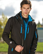 StormTech HOMME EXPEDITION softshell coupe-vent imperméable capuche amovible