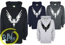 Kids Adult WINGS Hoodie jake paul logan logang jp youtuber maverick Hoody top Σ