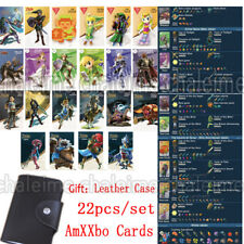 22pcs PVC NFC Tag Game Cards The Legend of Zelda: Breath of the Wild For Switch