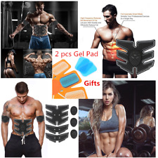 Smart Abs Stimulator Training EMS Fitness Muscle Abdominal belt Body Trainer lot