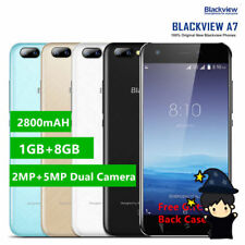 "5"" Blackview A7 Android 7.0 8GB 3*KAMERAS 3G Smartphone Handy 2SIM Quad Core HD"