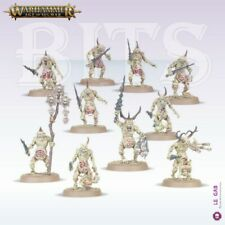 BITS CHAOS PLAGUEBEARERS OF NURGLE MAGGOTHKIN OF NURGLE WARHAMMER AGE OF SIGMAR