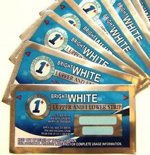 28 PROFESSIONAL TEETH WHITENING STRIPS (14 POUCHES) FULL COURSE