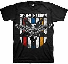 SYSTEM OF A DOWN - EAGLE Colours - T-shirt Ufficiale Uomo