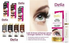 Delia Eyebrow and Eyelash Tint/Enhancer Cream/Gel All Colours Full UK Seller
