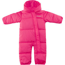 Columbia Snuggly Bunny Bunting Toddlers Punch Pink 2017