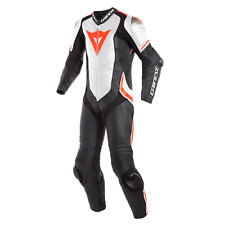 DAINESE | LAGUNA SECA 4 Perforated Vented Racing Race Leather Suit Tuta Intera