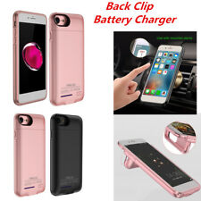 Battery External Power Bank Charger Case Charging Cover For iPhone 7 Plus#S