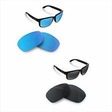Polarized Replacement Lenses For-Oakley Holbrook Sunglasses Multi-Options UK