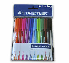 Staedtler 432 Rainbow Ball Point Pens *FREE PEN OFFER SEE LISTING FOR DETAILS*