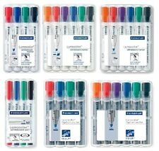 STAEDTLER Stationery Whiteboard Markers,Flipchart markers - FAST & FREE DELIVERY