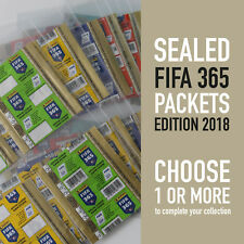 PANINI different sealed packets FIFA365 2018 - choose your pack tüte bustina