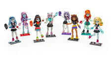 Monster High Mega Bloks Ghoul Collection Figuren Serie 1 2 3 NEU NEW Catty Noir