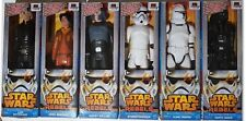 "Star Wars 12"" Action Figure Storm Clone Trooper, Agent Kallus, Luke Skywalker"