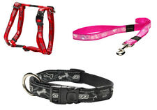 Rogz Beach Bum Dog Collars, Leads and Harnesses