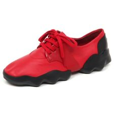 E5584 (WITHOUT BOX) sneaker donna red CAMPER scarpe leather shoe woman