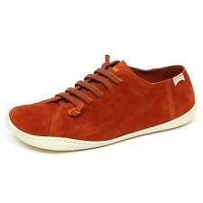 E5740 (WITHOUT BOX) sneaker donna brown CAMPER scarpe suede shoe woman