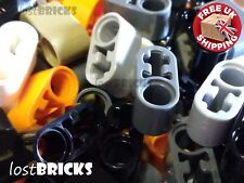 10 x NEW LEGO Technic Liftarm 1x2 Thick with Pin and Axle Holes (Part 60483)