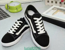 MEN&WOMENS Classic OLD SKOOL Low Top Casual Canvas sneakers  Fashion Shoes AAA