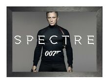 James Bond 007 Spectre Spia Film 24th Serie Daniel Craig Attore Foto Poster