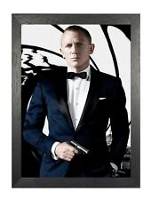 James Bond 6 007 Spectre Spia 24th Serie Film Daniel Craig Foto Poster Stampa
