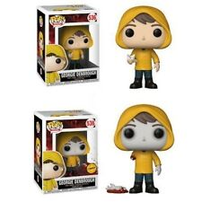FUNKO POP! MOVIES: IT GEORGIE WITH BOAT CHASE # 536 ON HAND READY TO SHIP MINT