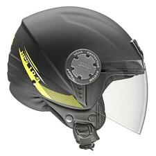 GIVI CASCO JET SOLID NEGRO MATE 10.4 MOTO SCOOTER HELMET BLACK MATT