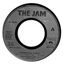 """The Jam - Funeral Pyre - 7"""" Record Single"""