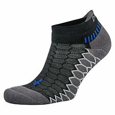 Balega Silver Antimicrobial No-Show Compression-Fit Running Socks for Men and