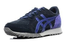 Mens Asics Tiger Colorado Eighty Five D3T1L 5052 Navy Leather Trainers