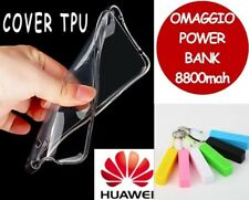 COVER TPU TRASPARENTE Huawei P20 pro OMAGGIO POWER BANK 8800