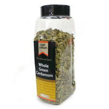 Semillas de Cardamomo verde 285g Grande Agitador Bote - Chef William-