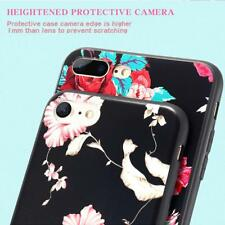FLOVEME 3D Flower Soft Phone Case For iPhone 6 6s Relief Rose Silicon Cases For