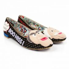 Irregular Choice Disney The Muppets Boo Hiss Grumpy Old Man Shoes/Pumps Limited