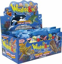 DeAgostini Whales & Co. Maxxi Edition 1 x Display - 16 Booster - Wale