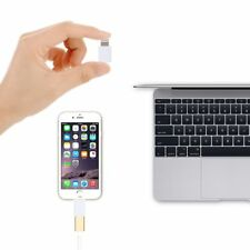 Adaptador micro usb a conector 8 pin para Iphone 5 5s 5c 6 6S 7 7 Plus iPad Air