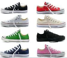 Casual Trainers Men Women's Canvas Shoes Low Top High Top Chuck Taylor Sneakers