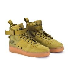 Nike SF Air Force 1 Mid desert moss - zapatillas hombre