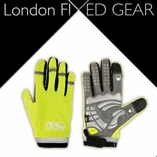 London FIXED GEAR Secure full finger glove